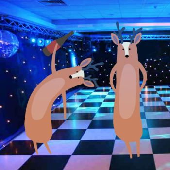 The Disappointed Disco Deer by melemel