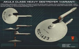 Akula class ortho [TOS][New] by unusualsuspex