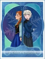 Do You Want to Build a Snowman by Aki3b