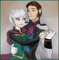 Give me your hand by llacky