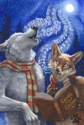 Carols for Canines by screwbald