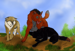 Commission - Dominance by FuriarossaAndMimma