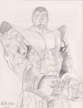 Colossus by Ankhu