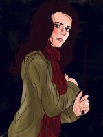 Hermione Granger by laugiancoli