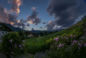 Wonders of Tyrol by ioanabranisteanu