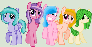 mlp free Adoptables Sheet ((((CLOSED))))) by Mlp-Free-Adopts