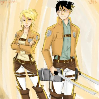 Attack on Royai by taylor-tot124