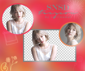 SNSD - TAEYEON PNG Pack by sahlimamat