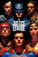 Official Justice League Poster (with Superman)  by Artlover67