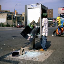 coney island payphone by guost