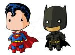 Supes and Bats