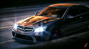 night light merc amg by mezwik