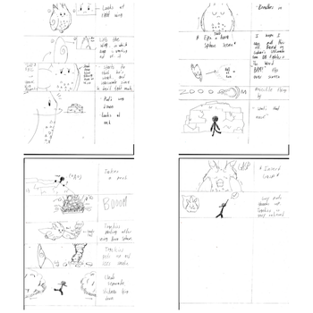 Togekiss does a thing STORYBOARD by HotRodMario8
