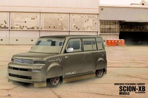 Scion XB Mk.43 by nonphotoblue
