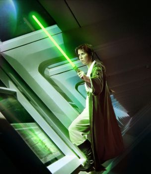 The Jedi Force by LuLebel