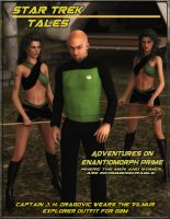 Star Trek Tales or Explorer for G2M by PDSmith