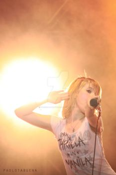 Paramore - Hayley Williams 4 by syncopatedrhythms