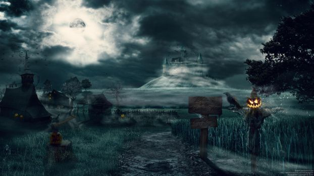 Mysterious Village by balint4
