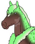 N3765 Chocolate Mint by theliondemon-kaimra