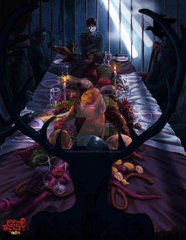 Hannibal: The Dark Banquet by nowwheresmynut