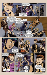 The Sundays #3 page 13 by ScottEwen