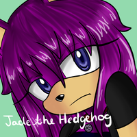 Jade Icon by KeyaraHedgehog09