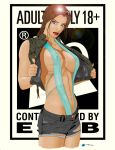 Lara Croft Changing 2 Color 2 by ESO2001