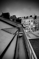 From the roof by EatTheMeek