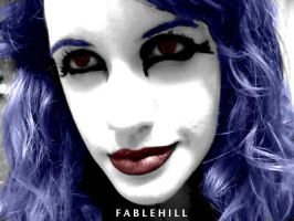 look at the clown by fablehill