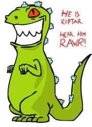 Reptar by Moozipan-Cheese