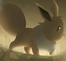 Eevee by All0412