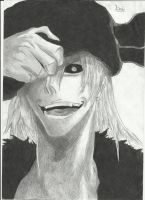 Bleach - Hollow Ichigo by Gild4rts