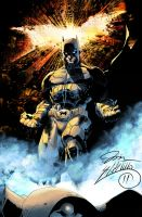 Batman The Dark Knight Rises by SWAVE18