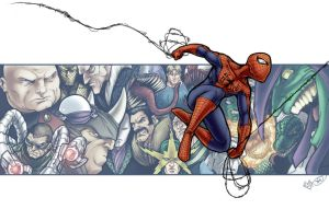 Spider-Man by AdamWithers
