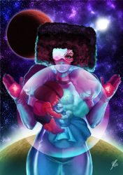 Garnet gift by NuriaVelasco