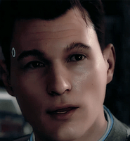 cheeky Connor [gif] by Aenea-Jones