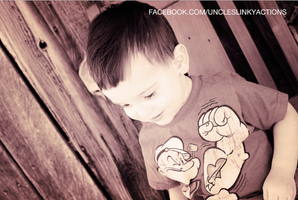 Sepia Boy by uncleslinky