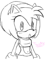 Amy Rose by TechM8