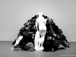 Venus of the rags by Arsiema