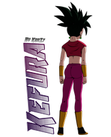 Kefura - Kale And Caulifla Fusion other color by secrethet