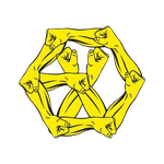 [SHARE PNG] EXO The War: 'Power' Logo PNG @1 by SuzyKimJaeXi