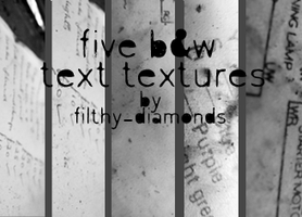 text texture by filthy-diamonds