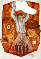 A Clockwork Orange by DenisM79