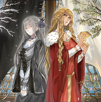 Isolde, Two Tales of the Noble Knights by Yugi-Master