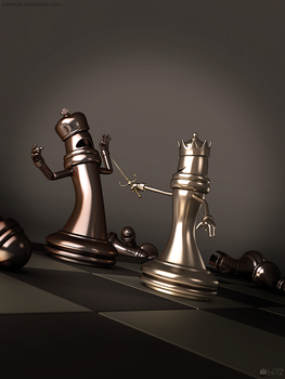 Checkmate by Luther2s