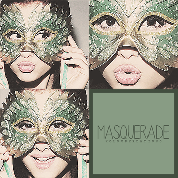 Masquerade by KolourKreations