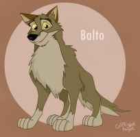 Balto by Celtic-wolf-angel