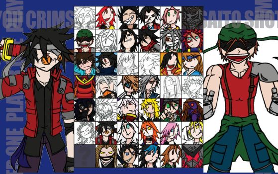 OBC Character Select WIP 04 by memphiskite