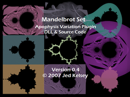 Mandelbrot Set Apo Plugin by Lu-Kout