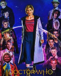 The doctors poster by WHOpng